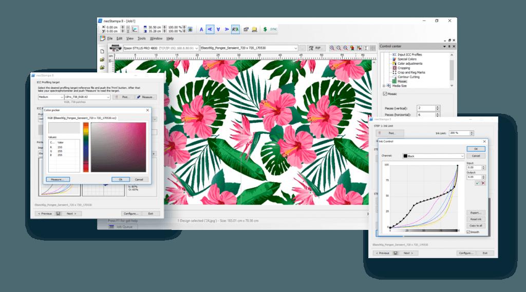 Digital textile printing - neostampa-00