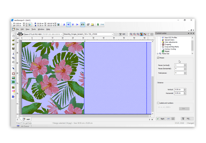 Digital textile printing - neostampa-04