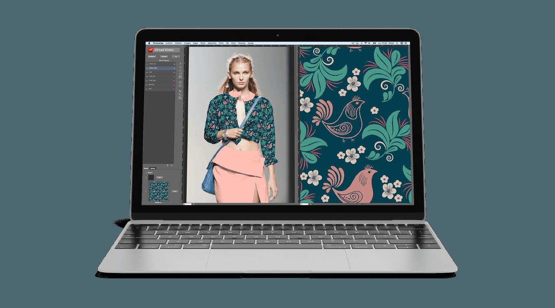 Digital textile printing - nt
