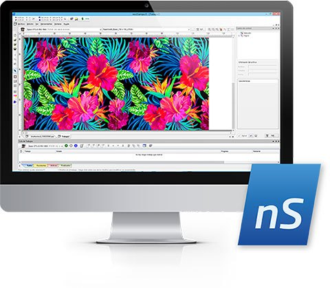 nS Textile Design Software